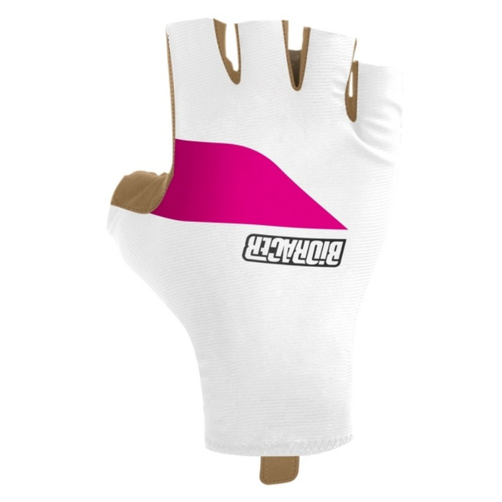 GLOVE ONE SUMMER White-Pink